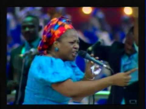 Funke Akinokun - Who You Are (@ RCCG Congress 2012)