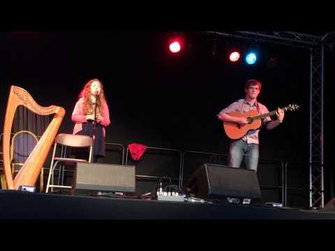 Mischa Macpherson Trio - Towersey Festival, 22 August 2014