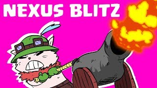 NEXUS BLITZ ? New GAME mode | League of Legends