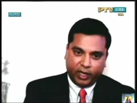 Sonia Zeeshan Ptv Global Usa Proud Pakistani Program (part 3 Of 4) - Youtube.flv video
