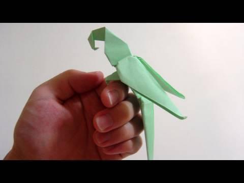 Как сделать из бумаги ракетку