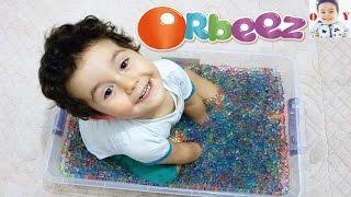 ORBEEZ Su Maymunu Hazırladık, Yusuf Orbeez oynadı, Eğlenceli Çocuk Videosu