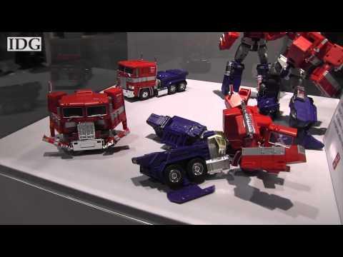 Japan tech hall of fame: Walkman, Aibo, Transformers, Robot Seal