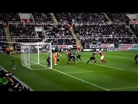 Olivier Giroud - Goal Contributions (2014/15)