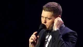 Michael Buble Video - Michael Bublé - Home (live @ Lisbon, MEO Arena)
