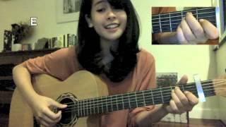 download lagu Tahu Diri Guitar Tutorial By Maudy Ayunda gratis