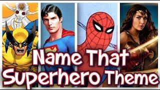 Download Lagu Guess The Superhero Theme! Gratis STAFABAND