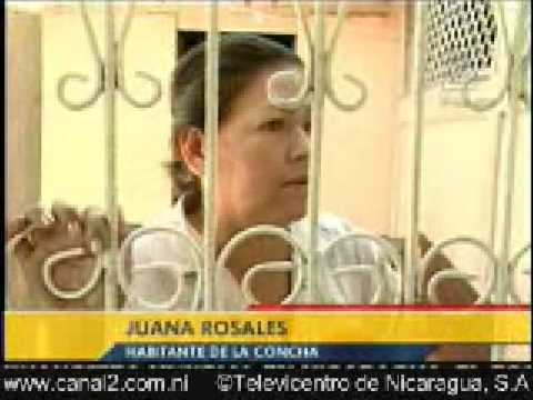 Nicaragua PLC vs FSLN Enfrentamientos la concepcion la concha municipio Masaya
