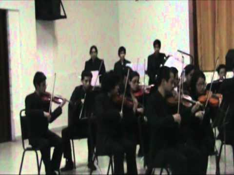 Orquesta Sinfónica Nacional Juvenil del Perú- El Condor Pasa