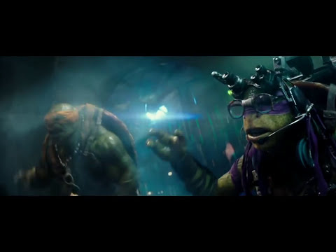 Teenage Mutant Ninja Turtles Live Action 80's Theme Intro