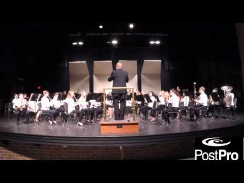 March Grandiso - Athens Drive High Concert Band