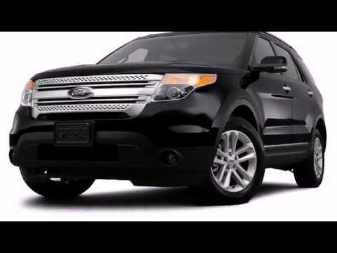 2012 Ford Explorer Video