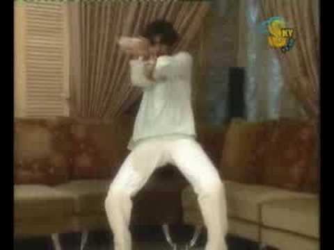 Nida Chaudhry, Jhalak Dikhla Ja, Mujra video