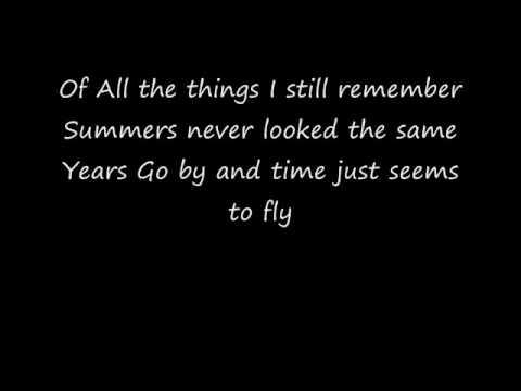 Daughtry September Lyrics