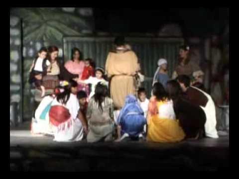Pesebre Viviente, Capilla San Isidro - PARTE 1