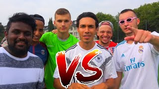 CALL OUT ELFMETER FUßBALL CHALLENGE | BROTATOS