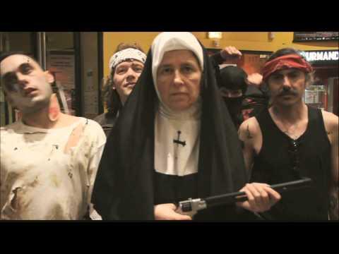 bande-annonce Absurde Séance 2013, version «cradossage», troisième voix-off