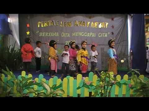 tokecang dance | PG Besar | Akhirussanah TB QiTa 2017