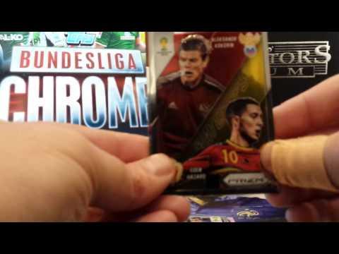2014 Panini Prizm FIFA World Cup Brazil HOBBY Hanger Box #2
