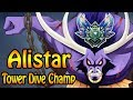 ALISTAR RANKED - Tower Dive Champion - Siegesserie beginnt thumbnail