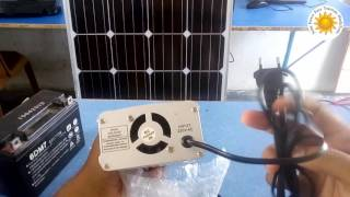 Solar Battery charging without Solar Panels (Battery Charging detail in Urdu Hindi)