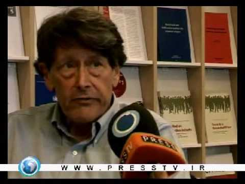 Danish expert presents human rights violations in Gaza