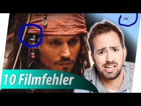 10 UNGLAUBLICHE FILMFEHLER #1