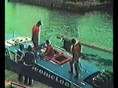 Offshore Powerboat Racing - 1975 Cine Film