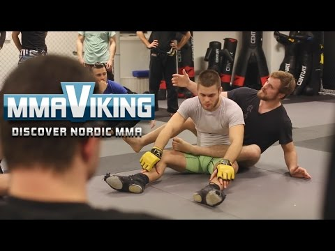 Gunnar Nelson Interviewed by Nicolas Dalby at Rumble Sports