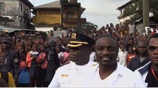 Le rappeur sénégalais Akon réunit 1 milliard de dollars pour développer l'Afrique