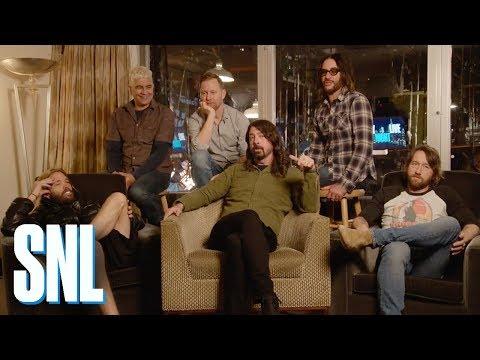 Creating Saturday Night Live: Foo Fighters - SNL