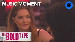 "The Bold Type   Season 1, Episode 10 Music: Fletcher-""Gold""   Freeform"