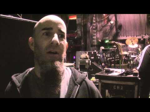 Scott Ian - Interview from House of Blues in Anaheim