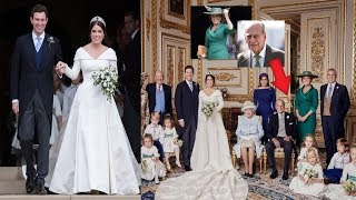 Princess Eugenie's Wedding Photo May Have Finally Revealed The Truth About An Apparent Family Feud