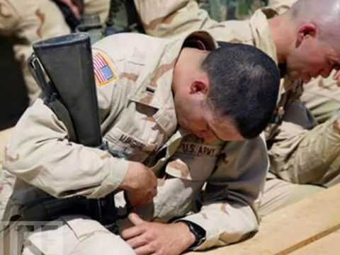A Prayer For Our Solders