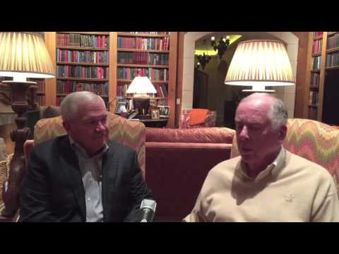Former Secretary of Defense Bob Gates and T. Boone Pickens discuss national security