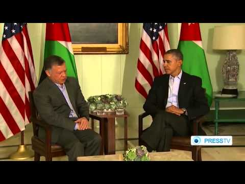 US Funds Syrian Terrorists Via Jordan
