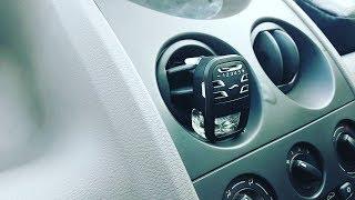 Godrej aer Twist - Car Freshener Ambi Pur Aqua Car Air Freshener Starter Kit