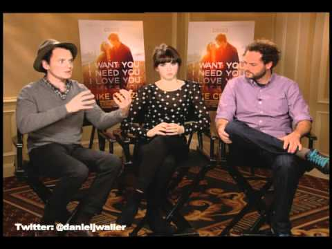 'Like Crazy' interviews with Anton Yelchin, Felicity Jones & Drake Doremus