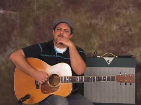 Tenacious D - Kickapoo - How to play on Guitar pt 1 - Jack Black Kyle Gass Pick of Destiny