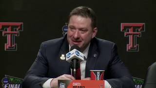 Press Conference: Virginia vs. Texas Tech National Championship Postgame