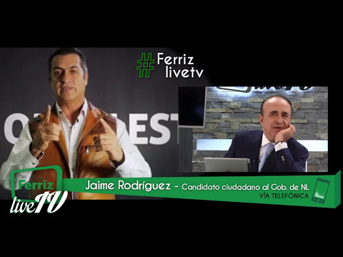 Ferriz LIVE TV- 3 de Marzo, 2015-Programa 37