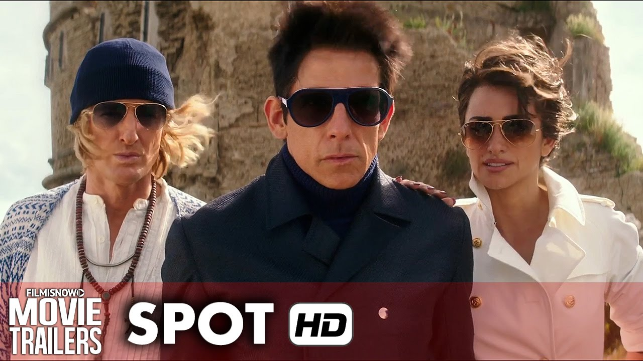ZOOLANDER 2 - TV Spot 'Face' [HD]