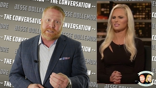Take Down of Tomi Lahren on Real Time with Bill Maher - #TheConversation