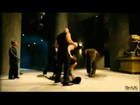 Ong Bak Fight Scene