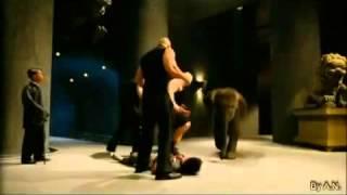 Ong bak fight scene