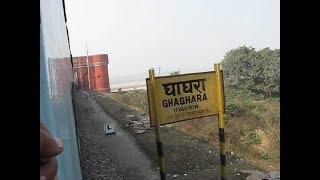 BG bridges on River Ghaghara on North Eastern Railway