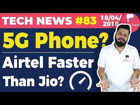 Huawei 5G Phone,Airtel vs Jio, Facebook Mobile Recharge,Amazon Samsung Sale,Vodafone New Plan-TTN#83