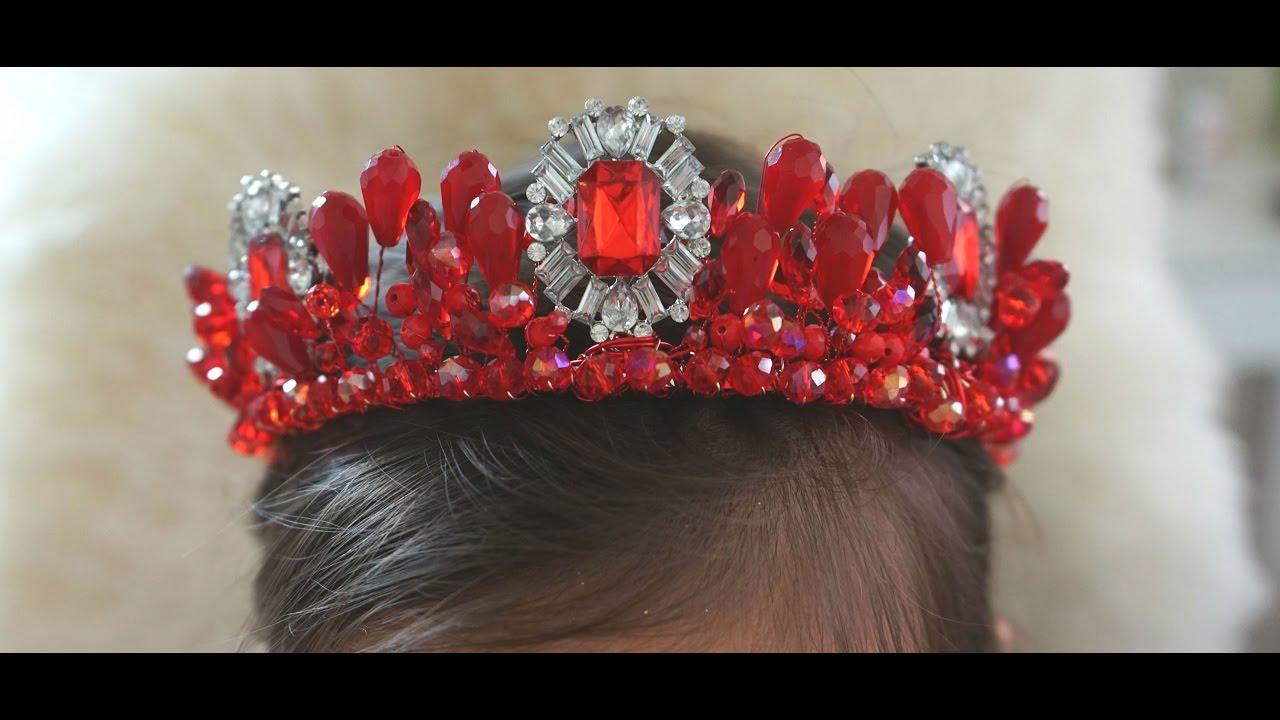 Корона или диадема своими руками 550