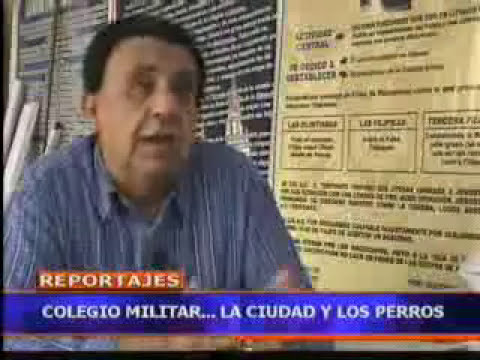 COLEGIO MILITAR LEONCIO PRADO 2010 REPORTAJES